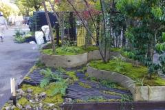 日比谷公園ガーデニングショー 時の流れに身を任せ2014 2014年東京都知事賞受賞作品